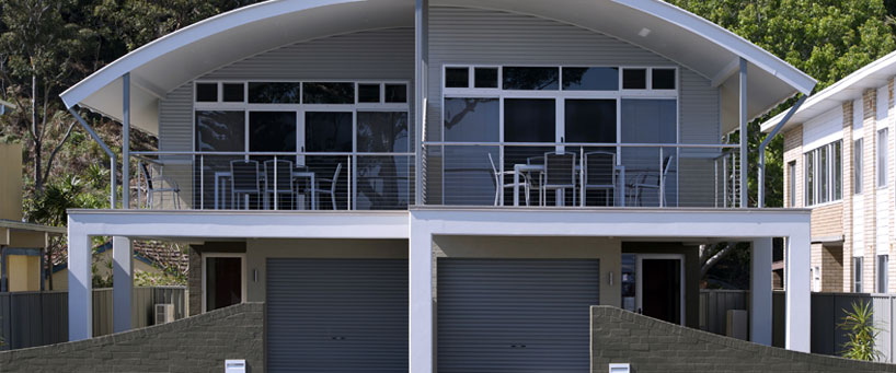 Tidemark Front View API Leisure & Lifestyle Holiday Homes 5 Shoal Bay Rd.jpg