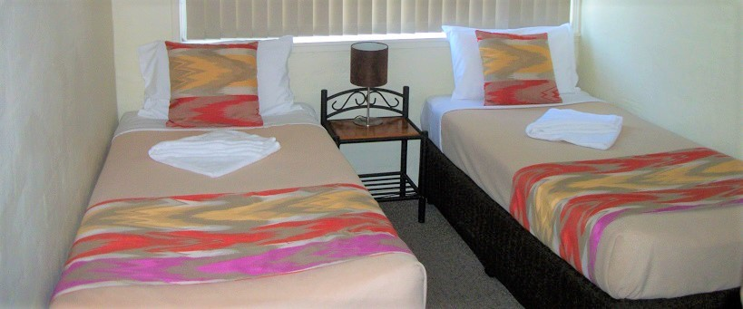 Waterview bed 2 API Leisure & Lifestyle Holiday Homes Port Macquarie.jpg