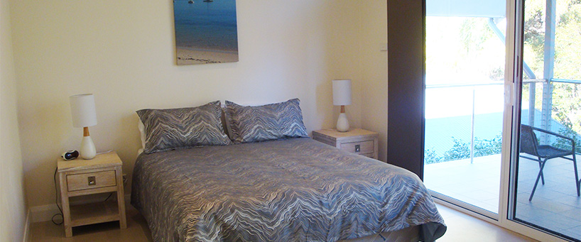 Tidemark Bed 2 API Leisure & Lifestyle 5 Holiday Homes Shoal Bay Rd.jpg